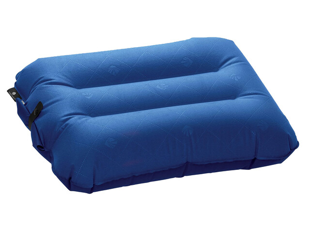 Eagle Creek Fast Inflate Pillow M blue sea